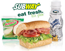 subway eat fresh ads. Simple Ads Fresh Fit For Kids Meal And Eat Live Green Logo On Subway Ads