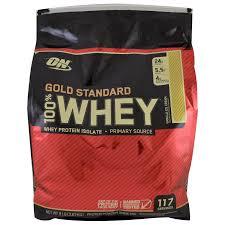 optimum nutrition gold standard 100 whey vanilla ice cream 8 lb 3 63 kg discontinued item