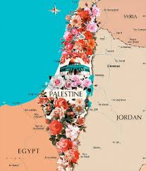 Palestine is one of several names for the geographic region between the mediterranean sea and the jordan river and various adjoining lands. H7ookqutnwqi0m