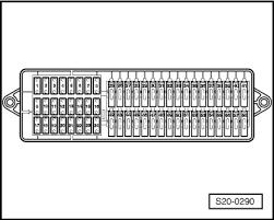 skoda workshop manuals \u003e fabia mk2 \u003e power unit \u003e 1,4 63 kw mpi skoda fabia mk2 fuse diagram at Where Is The Fuse Box On A Skoda Fabia