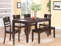 Dining Table With Bench Seats Awesome Dining Room Table With Bench Seats Dining  Room Tables Guides