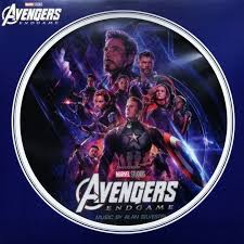 Alan Silvestri. <b>OST Avengers</b>: Endgame. The Original Motion Picture ...