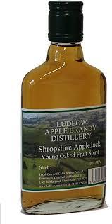 Shropshire Applejack (Flask 20cl) : Amazon.co.uk: Grocery