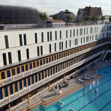 paris piscine molitor abandoned pool of life of pi renovated  piscine molitor renovation paris life of pi