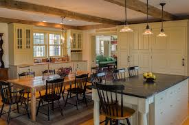 The Victorian Kitchen Company The Kennebec Company Befitting Cabinetry