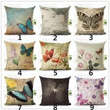 Country Throw Pillows Decorative