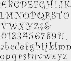 Cool Letters Stencils Fancy Text Fonts Good Fancy Letters Rust Font