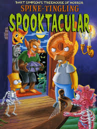 Treehouse Of Horror  Wikisimpsons The Simpsons WikiSimpsons Treehouse Of Horror Raven