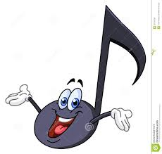 Music Note Cartoon Royalty Free Stock Images Image 20778739