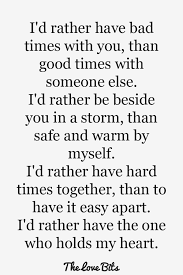 Loving Quotes For Him Awesome 48 Love Quotes For Him That Will Bring You Both Closer TheLoveBits