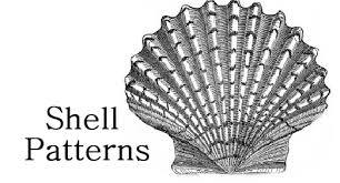 Silver Plate Pattern Chart Popular Silver Patterns Shell Silver Patterns