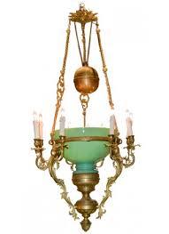 french victorian gilt bronze chandelier