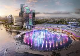 Skyline Festival Of Lights Discount Resort Intercont Festival City Dubai Uae Booking Com