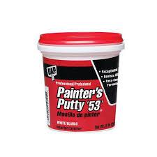 exterior joint compound. dap 1-pint white patching and spackling compound exterior joint