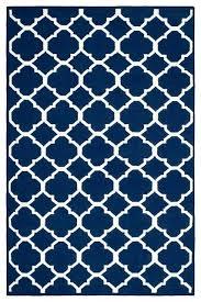 blue ivory 7 square rug area rugs ft uk