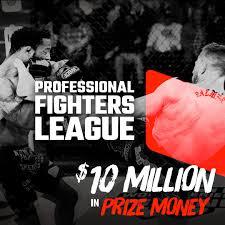 lance palmer lancepalmer twitter 7 weight classes 7 championship fights 10 months of combat 10 million in prize money bit ly profightleague