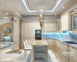 Luxury interior design Dubai from Katrina Antonovich always involves unique  beauty solutions in every project.