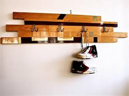 Wooden Wall Coat Racks Accessories Creative Coat Hooks for Unique Entryway Decoration 71