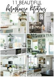 Farm House Kitchens 11 beautiful farmhouse kitchens home stories a to z 8190 by xevi.us