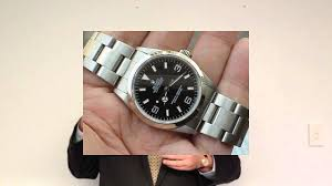luxury wrist watches for agers