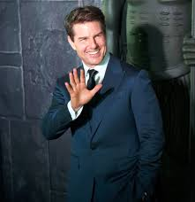 En octubre, Estudio Universal rinde homenaje al actor: Tom Cruise.
