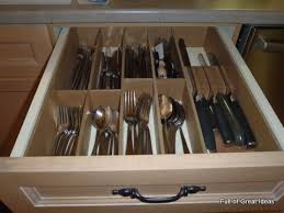 diy cutlery drawer divider on my 0 budget