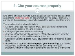 9 Smart Tips For Avoiding Plagiarism Ppt Download
