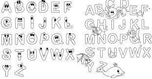 Alfabeto Da Colorare Disney Migliori Pagine Da Colorare