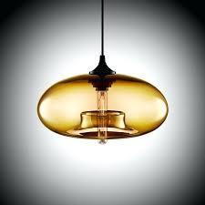 art glass hanging lamps designs hand blown pendant light fixtures