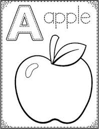 Each printable worksheet also shows preschoolers the stroke order of each letter so kids can learn the correct way to write the alphabet. Alphabet Coloring Sheets Prekindergarten And Kindergarten Abc Posters Kindergarten Abc Alphabet Preschool Preschool Coloring Pages