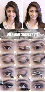 makeup everyday your everyday smokey eye so you look appropriate for work