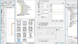 Decorating door types pics : ARCHICAD Label Types: Door Window Stamp - YouTube