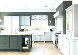 kitchen transitional light grey walls wall paint new