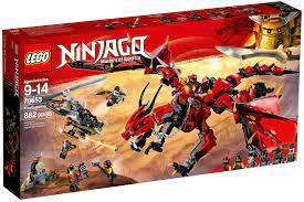 Đồ chơi lắp ráp LEGO Ninjago 70653 - Rồng Chúa Firstbourne (LEGO Ninjago  70653 Firstbourne) giá rẻ tại cửa hàng LegoHouse.vn LEGO Việt Nam