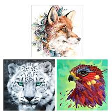 Online Shop <b>DIY 5D Diamond Painting</b> Mosaic Cartoon Cute pet ...