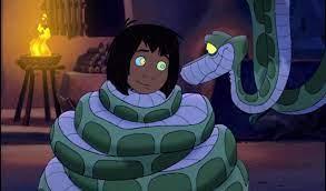 — an analysis of kaa and mowgli. Kaa Wrapping Mowgli By Texasnerd Fur Affinity Dot Net