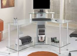image corner computer. Corner Computer Printer Desk Save Space In Your Office Image N