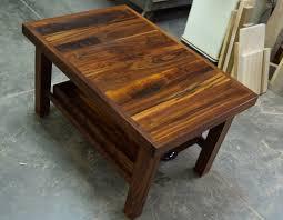 Black Walnut Coffee Table Black Walnut Coffee Table