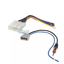car radio stereo wiring harness antenna adapter combo for 2007 Car Stereo Wiring Harness Adapter Car Stereo Wiring Harness Adapter #5 sony car stereo wiring harness adapter