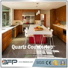 polished natural quartz for kitchen vanity countertop in projects pictures photos