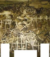 stanley spencer war paintings the theme of resurrection in stanley spencers work art uk