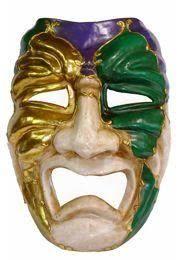 Giant Masquerade Mask Decoration Wall decorations include Big Mask Jester Venetian Mask Joker Big 96