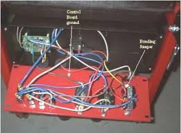 portable generator neutral rewiring thanks mike p for confirming the wiring and supplying the pictures here is a picture inside the 4000exl electrical panel