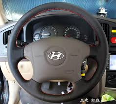 product description special genuine leather car steering wheel cover