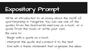 essay about sportsmanship definition essay