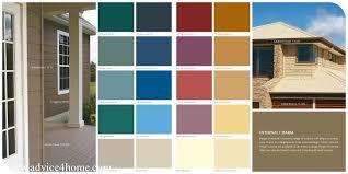 External Charm Berger Paints Premium Color Guide Interior
