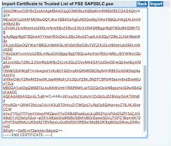Nko Certificate S 4hana Howto Activate Context Sensitive Help From Sap Sap Blogs