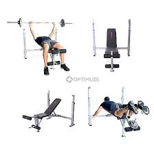 Orbit InclineDecline Bench Press OBB2002  Orbit FitnessEverlast Bench Press