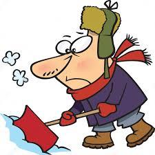 snow shoveler clip art ? Lake Country Village ? Click below for COVID-19  Info