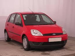 Ford Fiesta 2005 1.3 i 79448km červená - prodej   AAA AUTO auto bazar